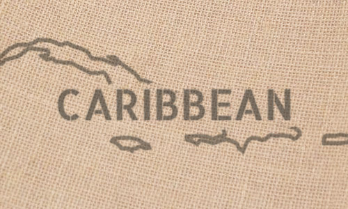 Caribbean Green Coffee Beans
