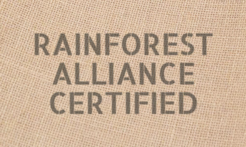 RFA Certified Green Coffee Beans