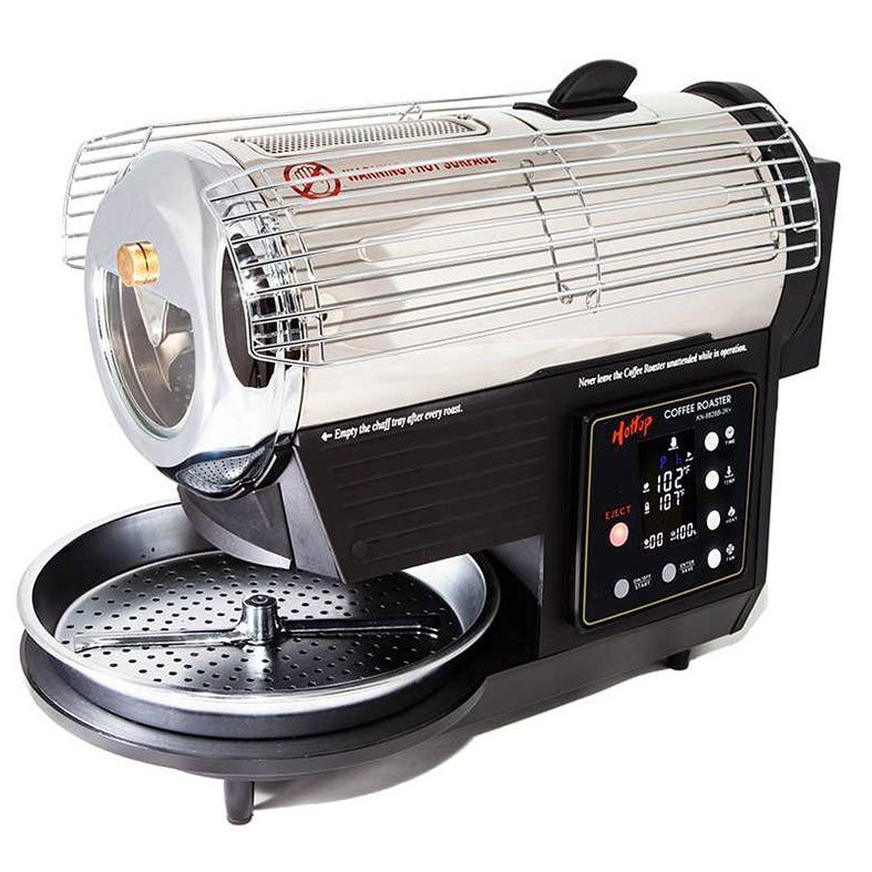 "Hottop ""P"" model programmable roaster + 5 lbs of beans HOTTOP-P"