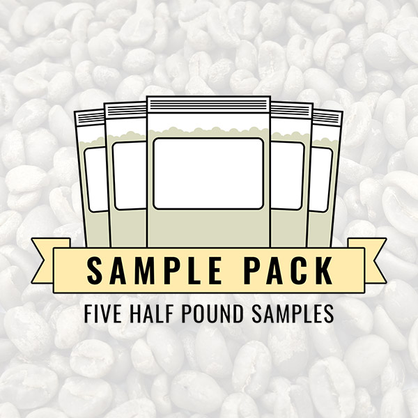 Decaf Coffees Sampler DECAF-SAMPLER