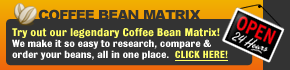 Coffee Bean Corral Coffee Bean Matrix Ad